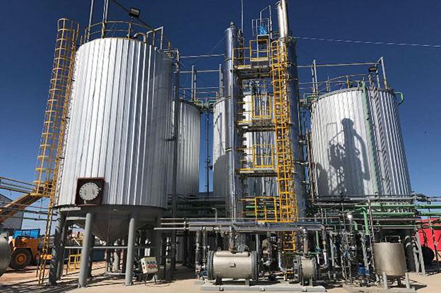 El legislador, Paulo Ternavasio, presntó un proyecto de ley para producir etanol.