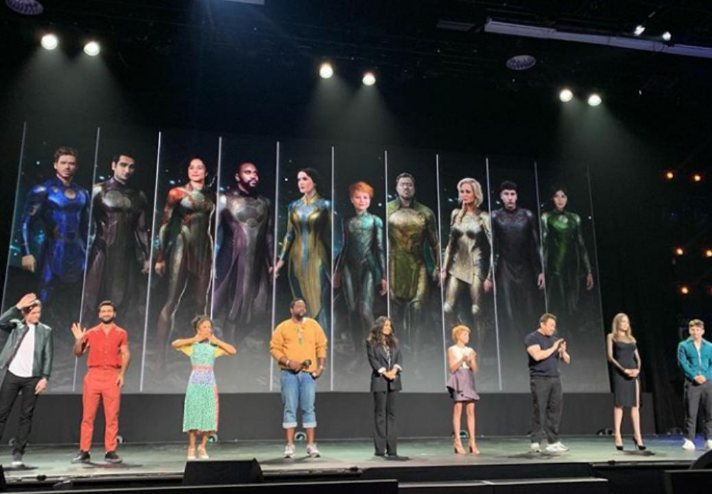 Fuente: Instagram oficial Marvel Studios