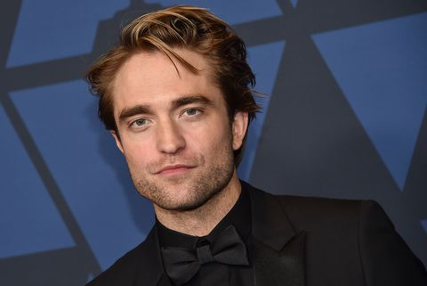 Fuente: Instagram Robert Pattison