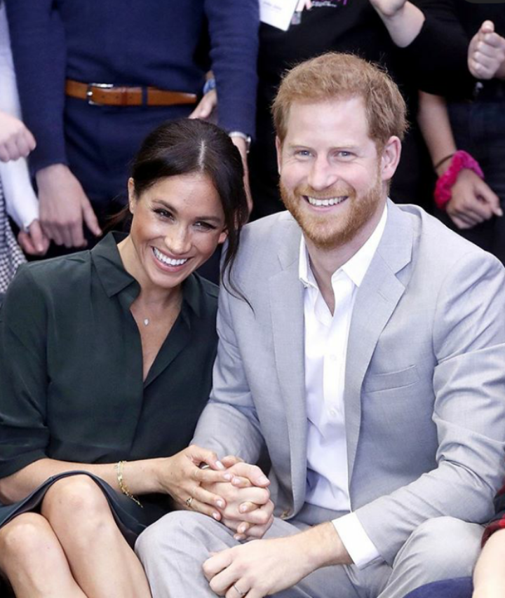 Fuente: Instagram oficial The Duke and Duchess of Sussex