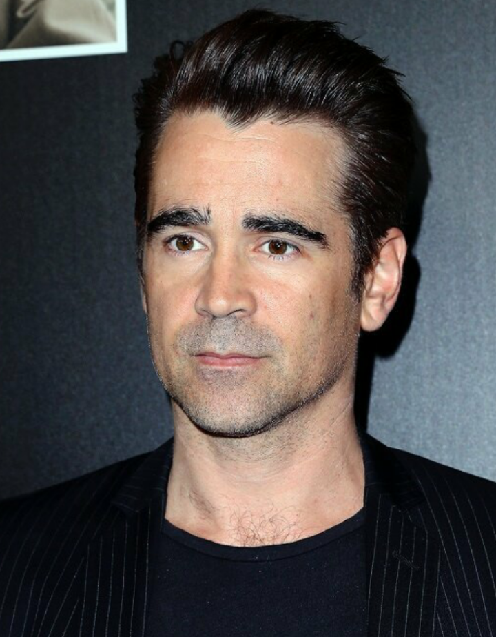 Fuente: Instagram Colin Farrel
