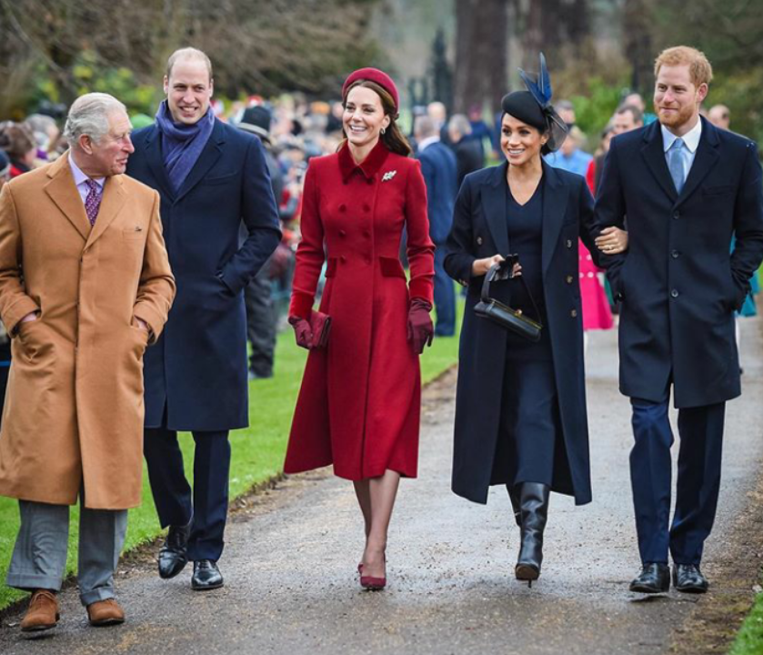 Fuente: Instagram oficial Kensington Palace