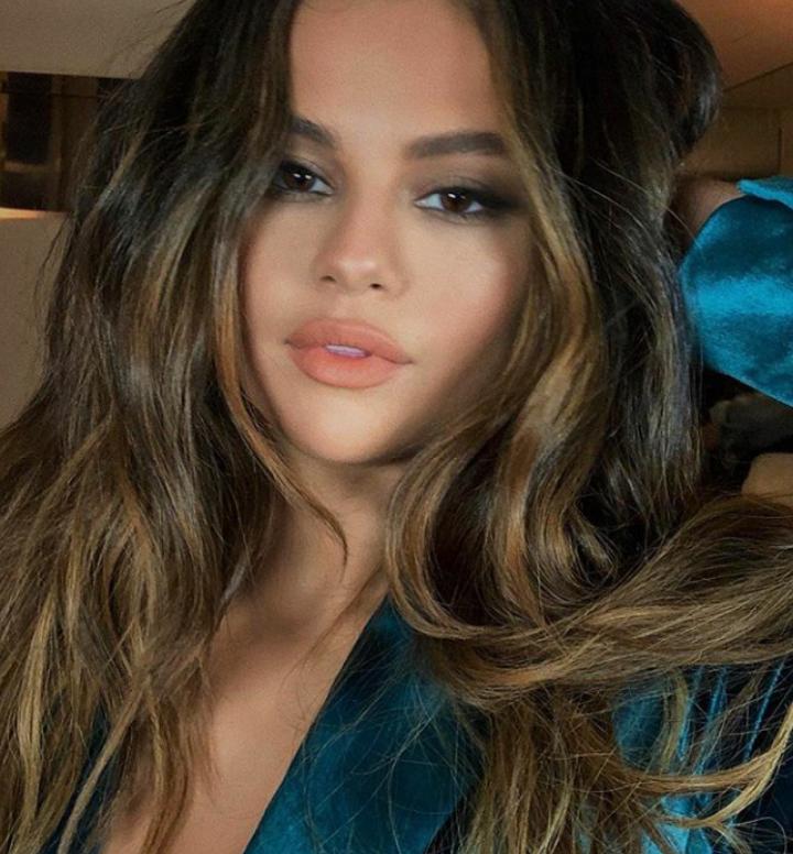 Fuente: Instagram oficial Selena Gomez