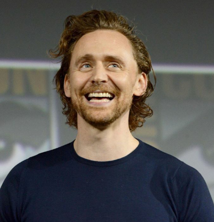 Fuente: Instagram oficial Tom Hiddleston