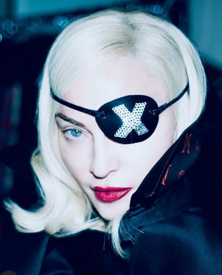 Fuente: Instagram oficial Madonna