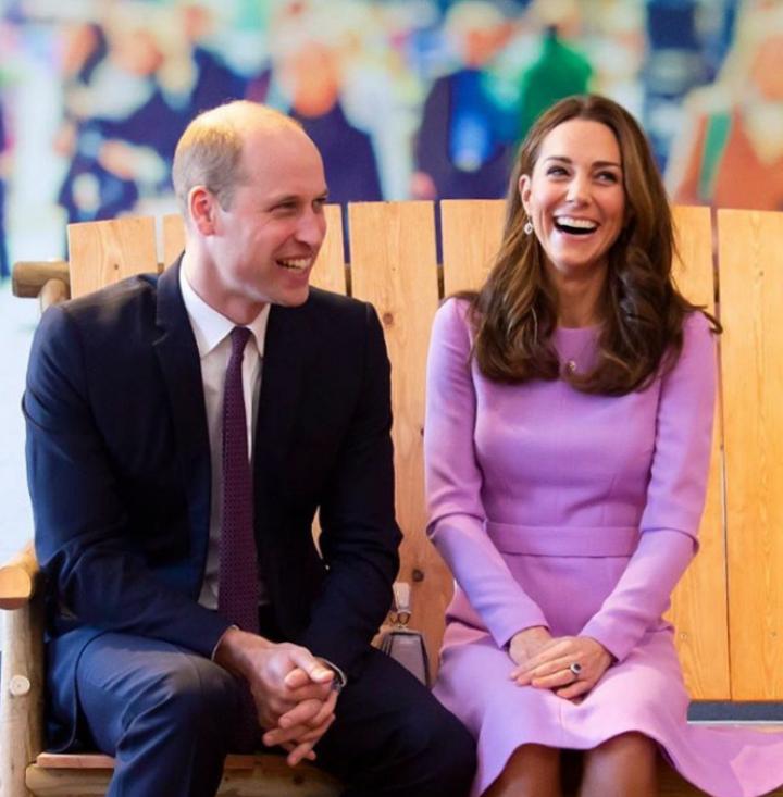 Fuente. Instagram oficial Kensington Palace