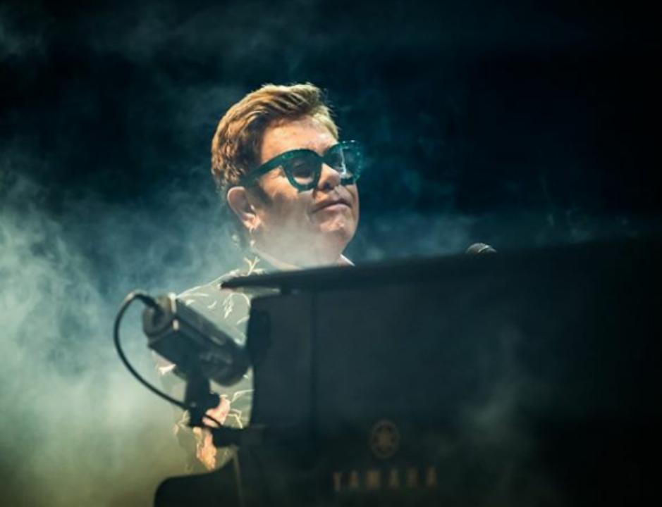 Fuente: Instagram oficial Elton John