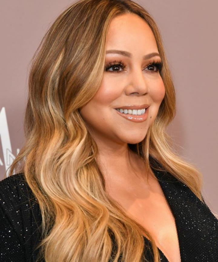 Fuente: Instagram Mariah Carey