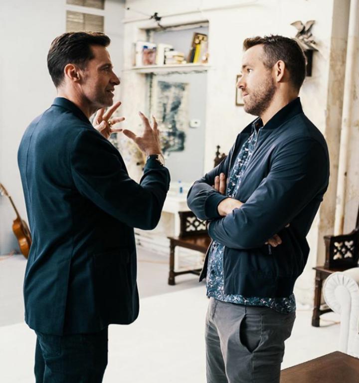 Fuente: Instagram oficial Ryan Reynolds
