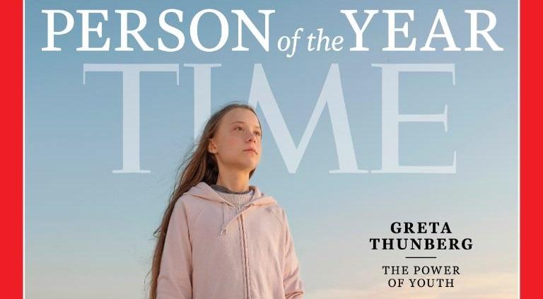 Greta Thunberg persona del año