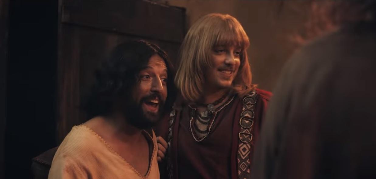 Jesus es gay en una película