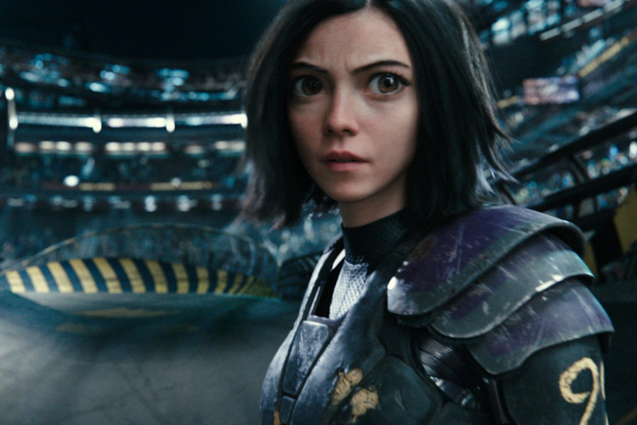 .Alita: Battle Angel