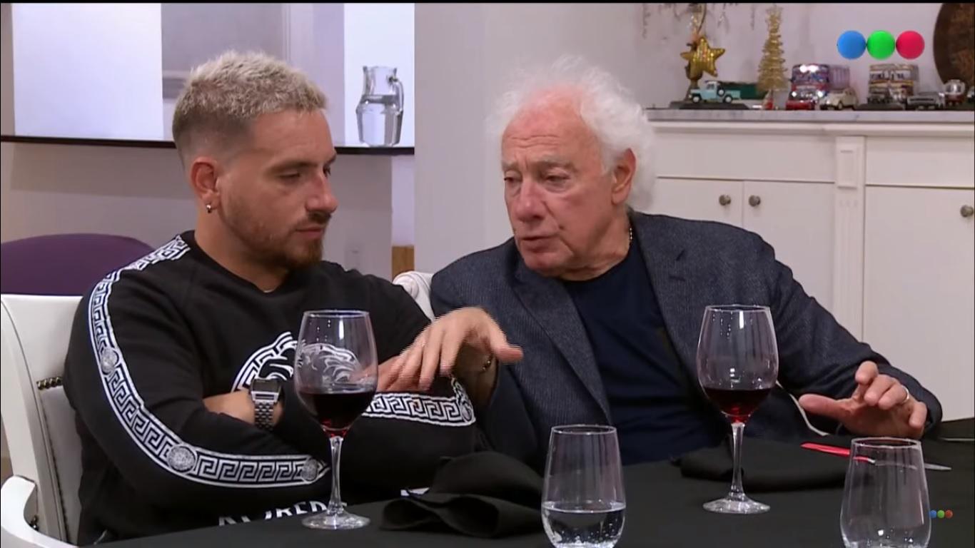 Fede Bal y Guillermo Coppola