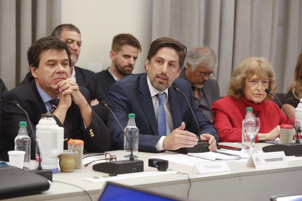 Foto: Paritaria Docente Ministerio de Educación