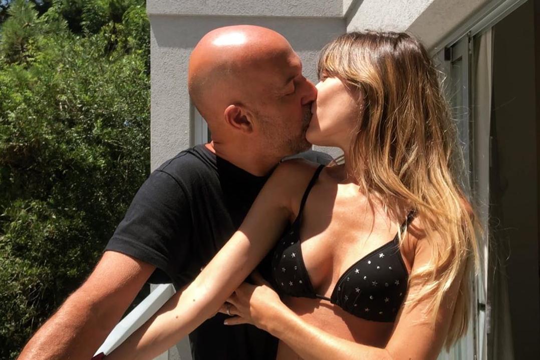 Guillermo López y Nella Ghorghor