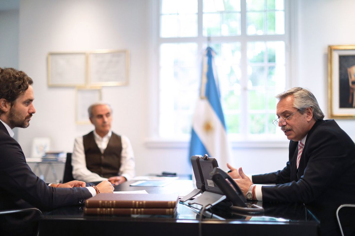 Alberto Férnandez había propuesto permitir salidas recreativas si se cumplían todas las condiciones