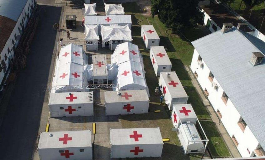 Hospitales modulares