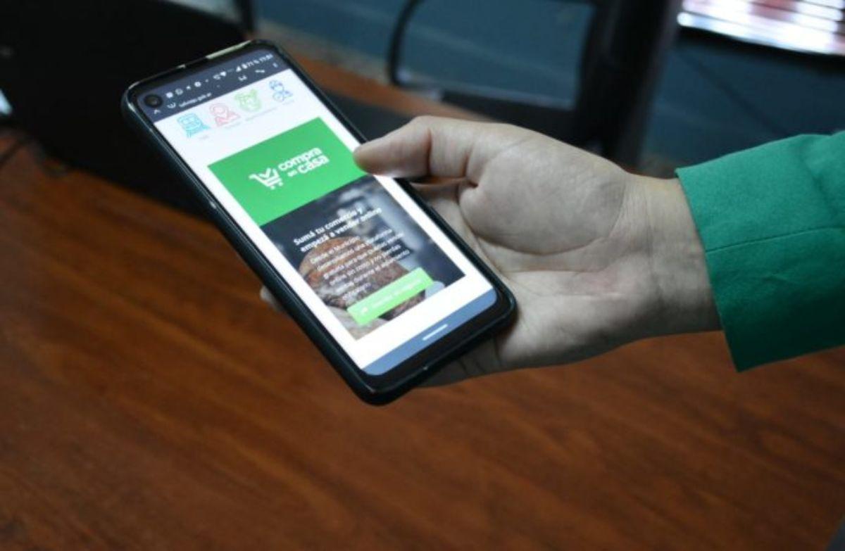Llegaría una plataforma de mercado digital en Tafí Viejo