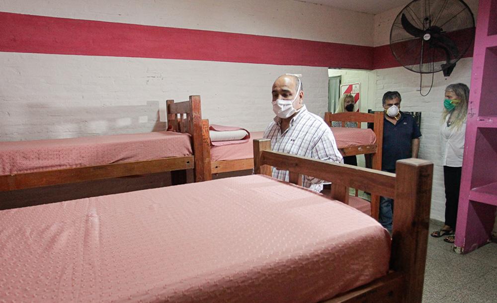 Se abre la polémica por las camas cuchetas en época de coronavirus.