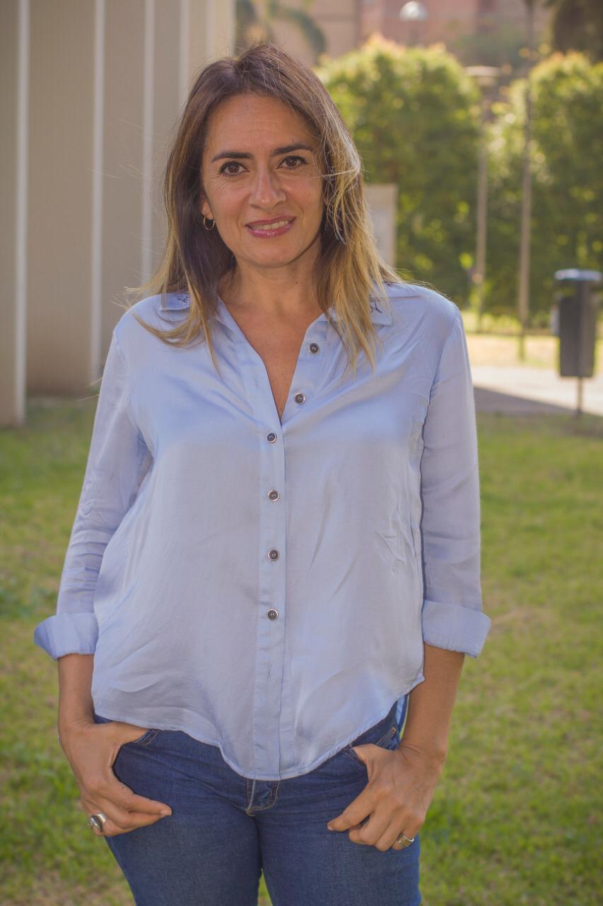 Sandra Orquera sesión legislativa
