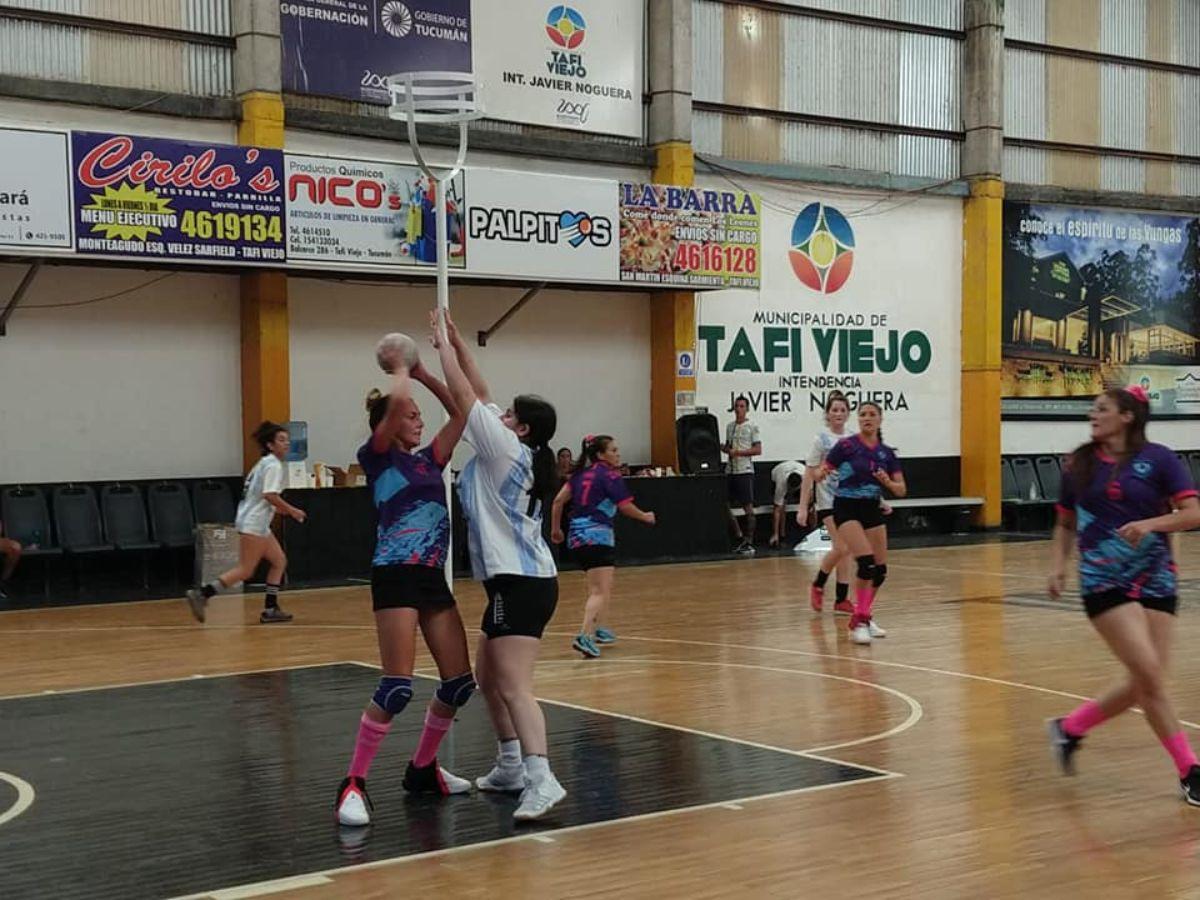 Copa virtual de Cesto Tucumano