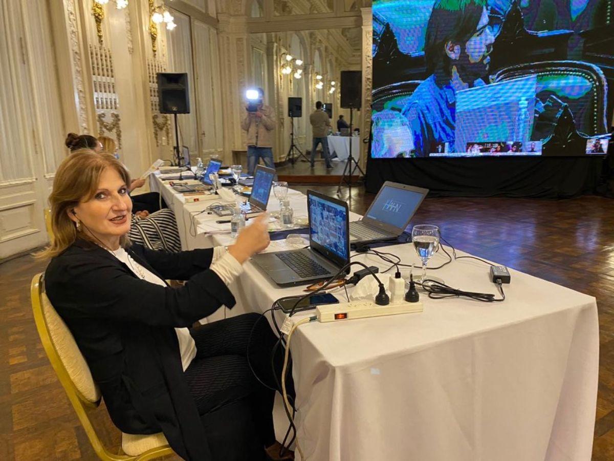 Lidia Ascárate apoya la denuncia contra la OA