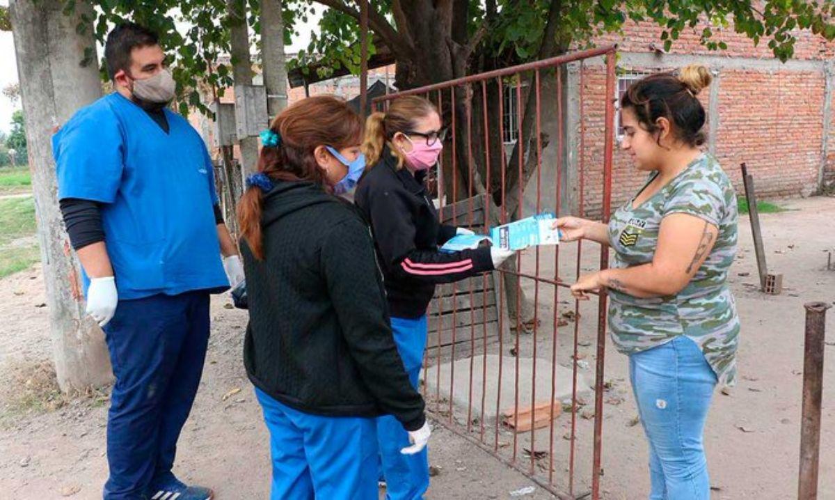 Dengue, controles focales en Tucumán