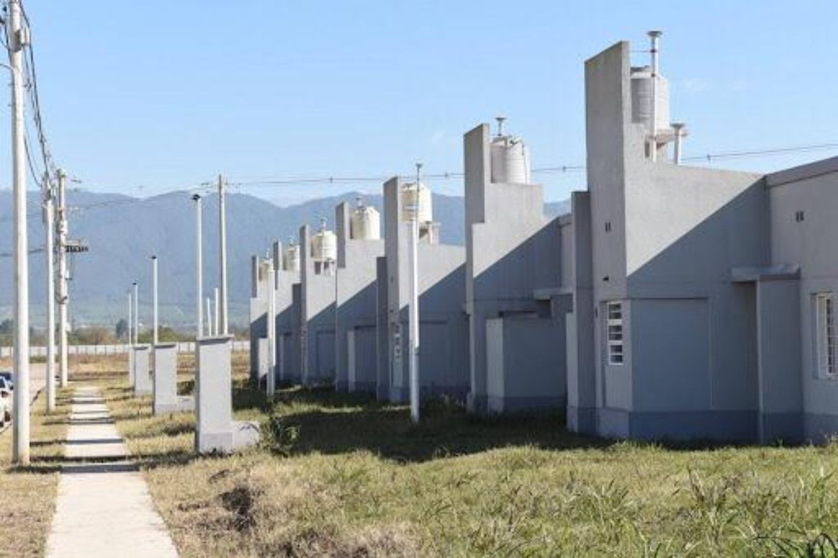 Plan Nacional de Viviendas, la salvación de las pymes tucumanas