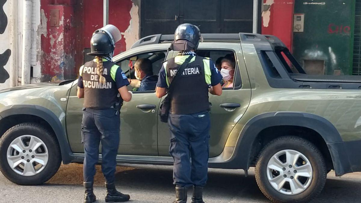 Tucumán supera las 5000 detenciones en cuarentena