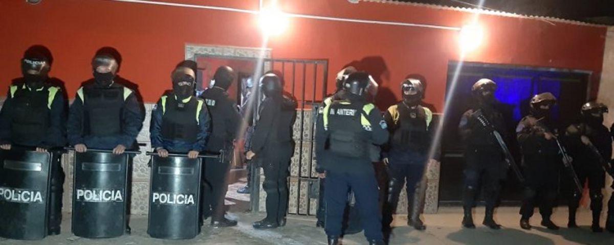 Capturaron a sosprechosos del asesinato de Sánchez