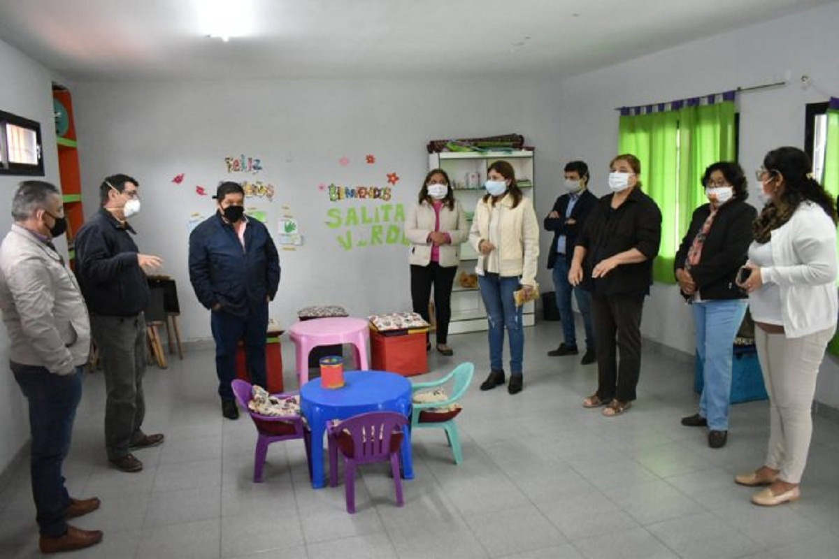 Centro de Desarrollo Infantil.