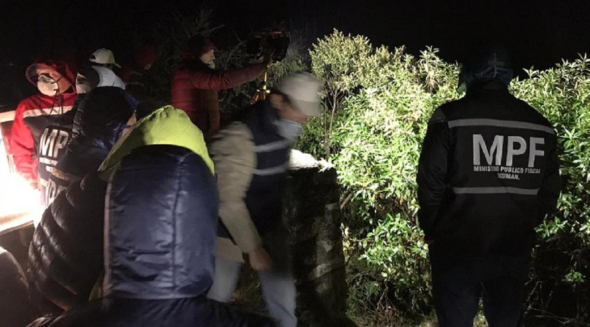 Expulsión de los policías del crimen Espinoza.