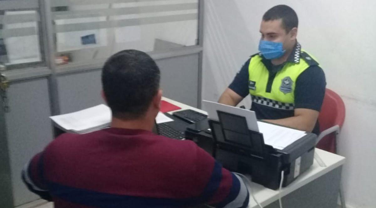La policía ya prueba un sistema de digitalización de denuncias