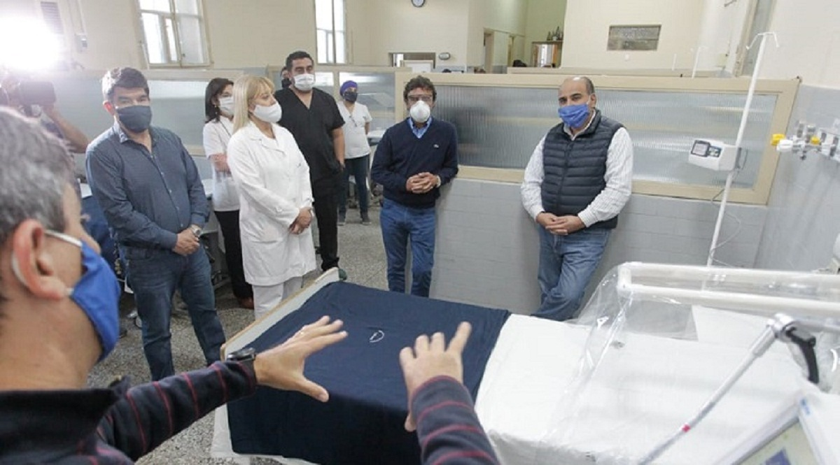 Tecnología de punta para el hospital de Concepción.