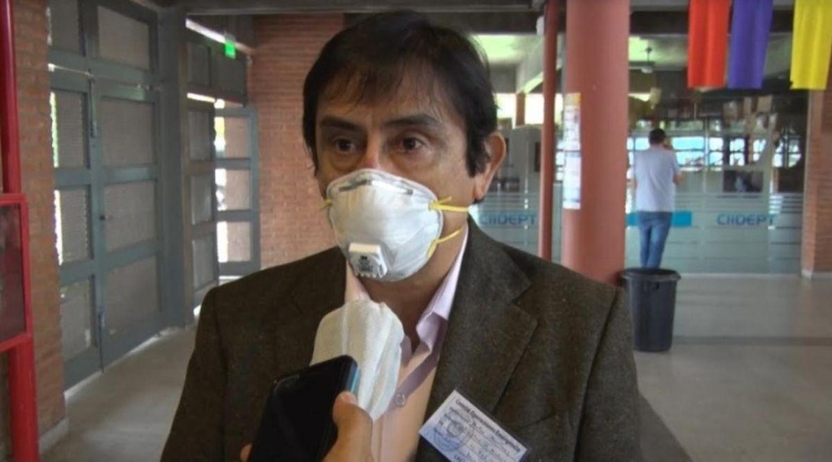 Mateo Martínez, decano de la Facultad de Medicina