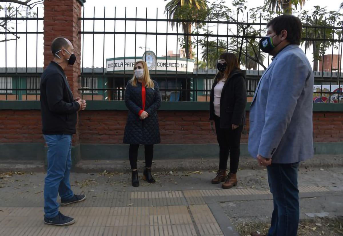 escuela Manuel Belgrano
