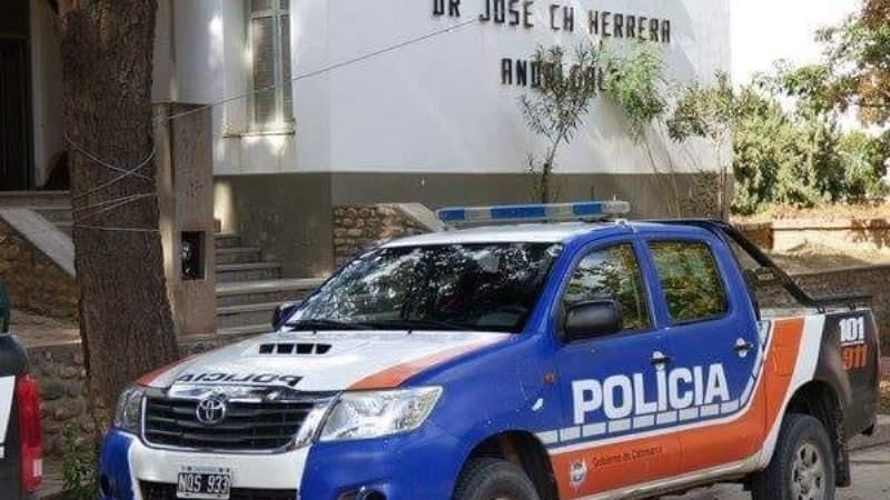 mineras Policía de Catamarca