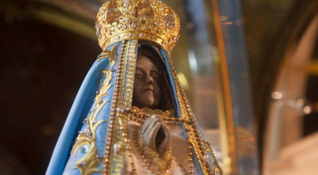 Virgen del Valle Coronavirus Milagro Catamarca Caso Cero
