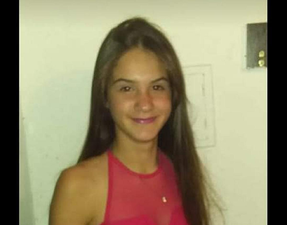 adolescente desaparecida