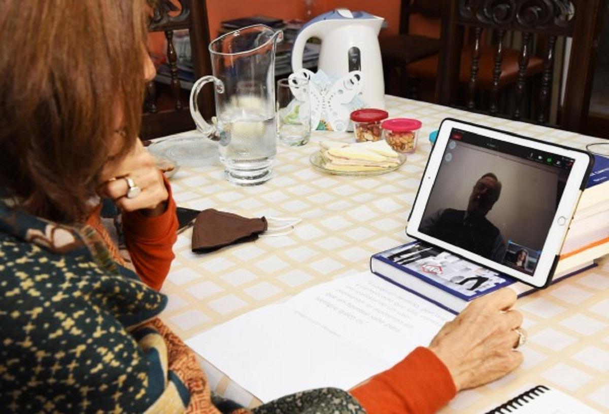 Charla virtual sobre la obra de Belgrano.