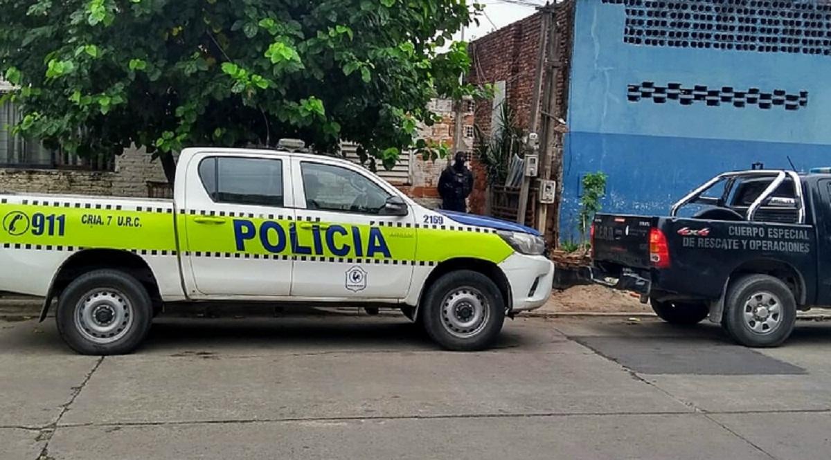 Dos detenidos por el crimen del policía.
