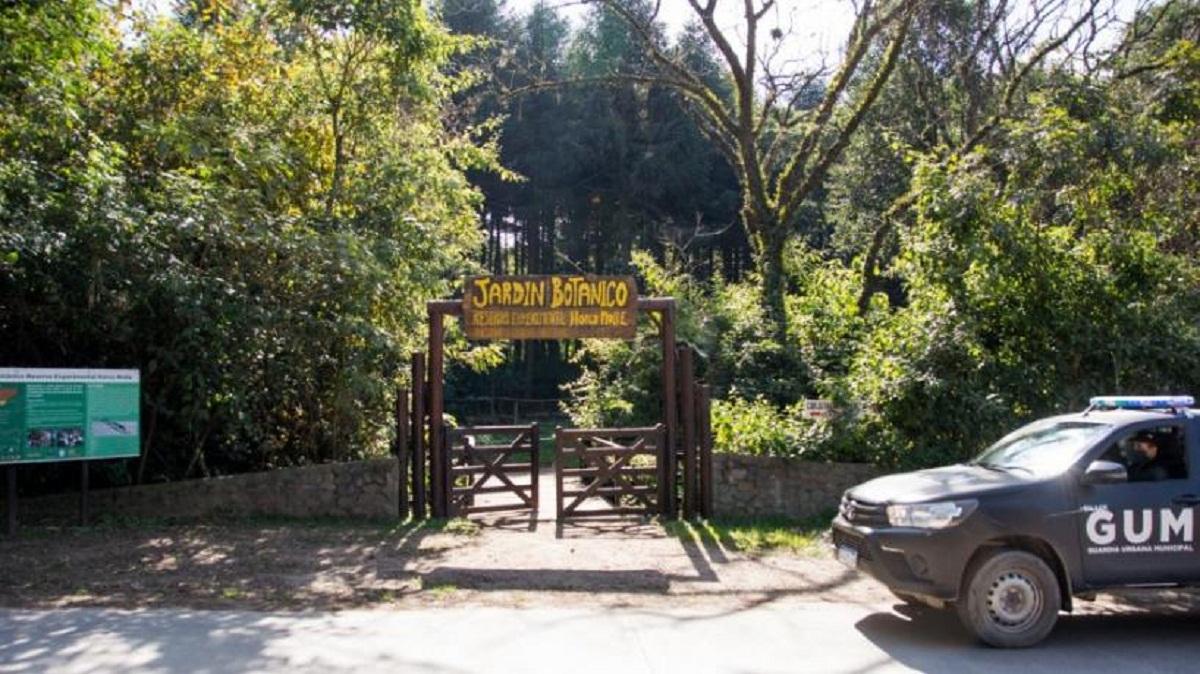 El Jardín Botánico de Yerba Buena espera visitantes.