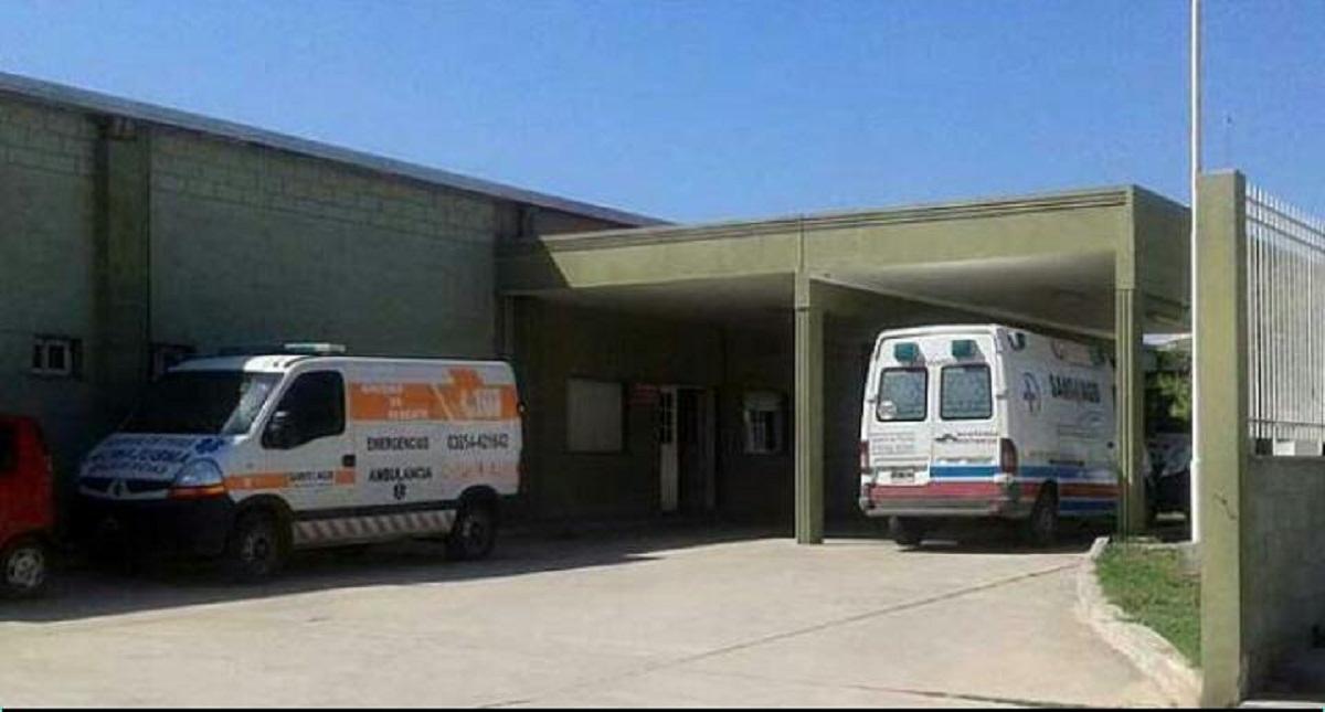 Urgencia ambulancias