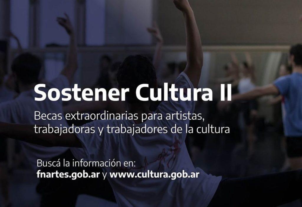 Sostener Cultura II