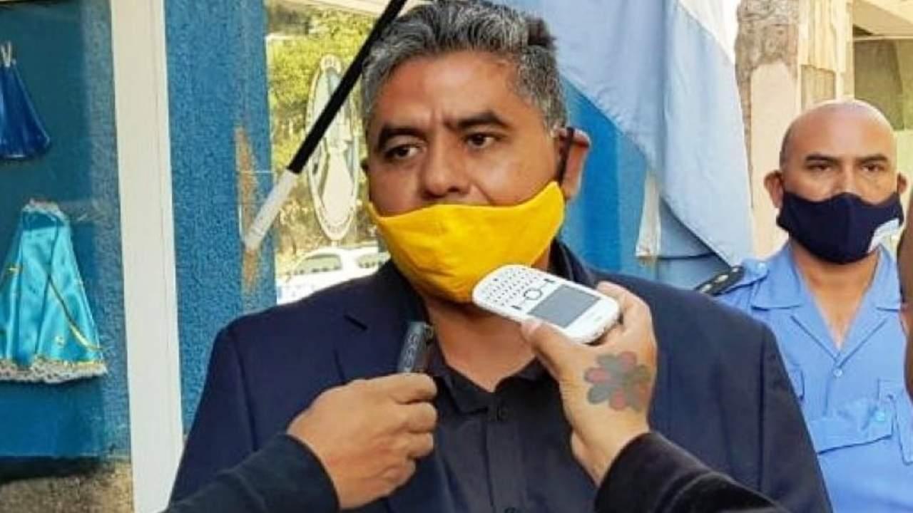 """Daniel """"Telchi"""" Ríos contra el COE de Belén"""