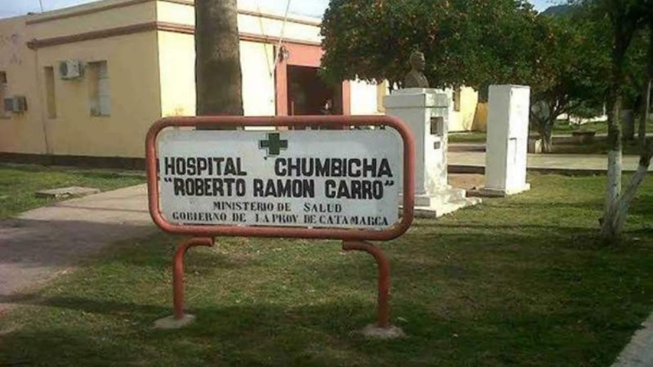 Hospital Dr. Roberto Ramón Carro