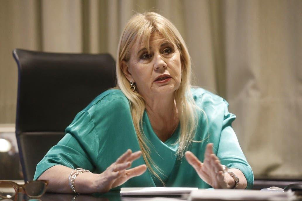 Marcela Losardo - Ministra de Justicia y Derechos Humanos