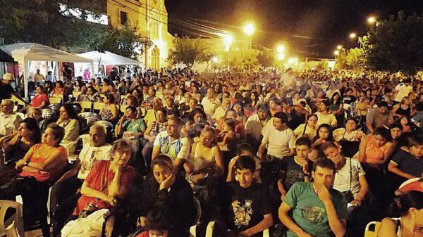 Festival en Tinogasta