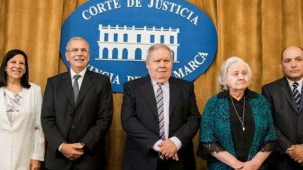 Justicia de Catamarca