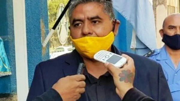 """""""Telchi"""" Ríos"""